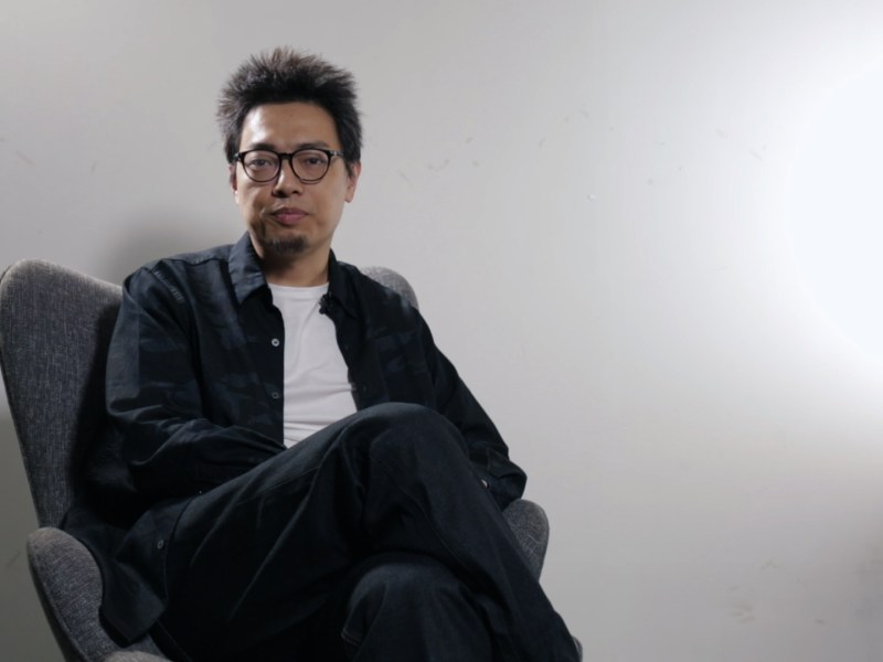 Founding partner of Cambrian Venture Capital, Han Bing. (Image Credit: TechNode)