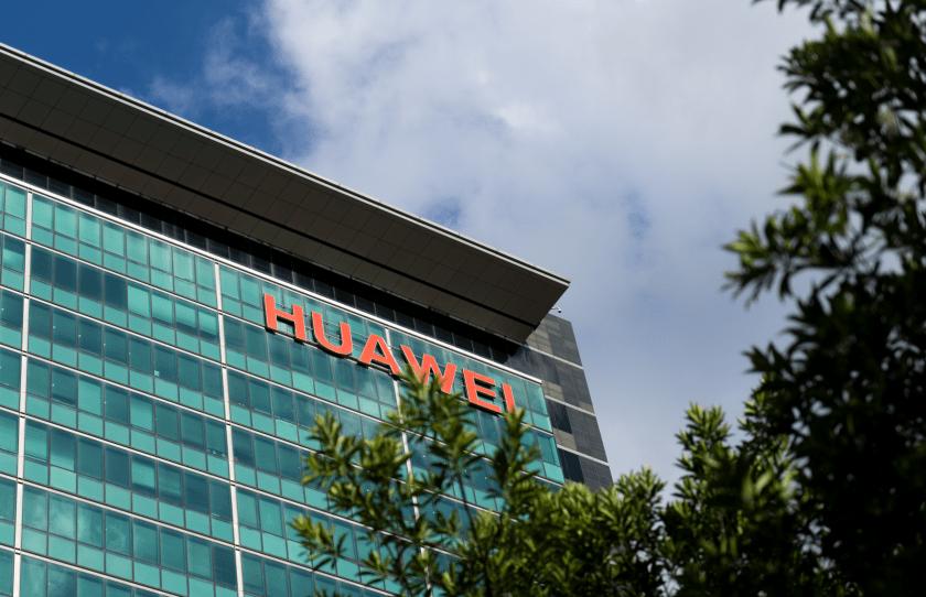Huawei China tech