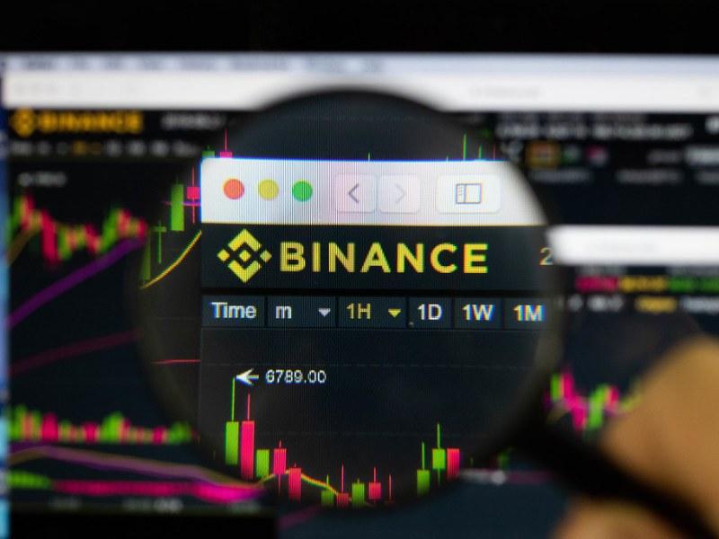 binance cryptocurrency blockchain Neo