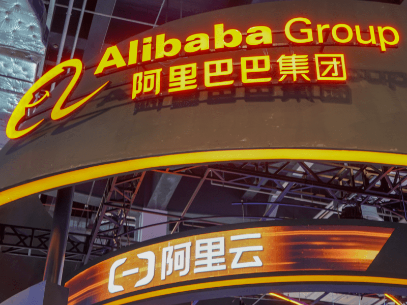community group buy Alibaba cloud computing covid-19 investment