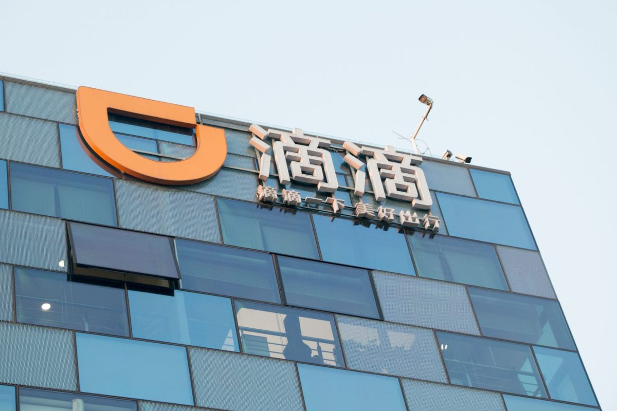didi chuxing china ride-hailing mobility car sharing