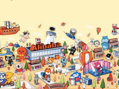alibaba e-commerce taobao amazon new retail online shopping