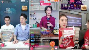 Taobao livestreaming