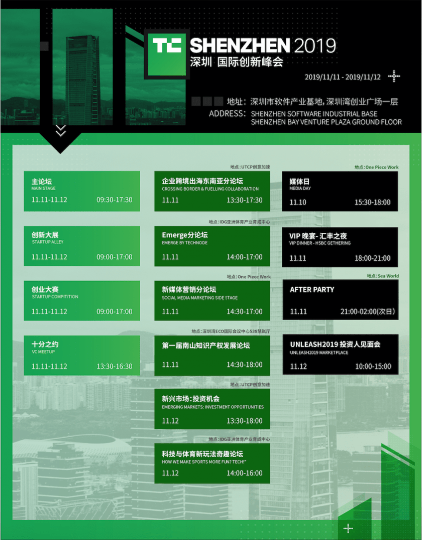 What To Expect At Techcrunch Shenzhen
