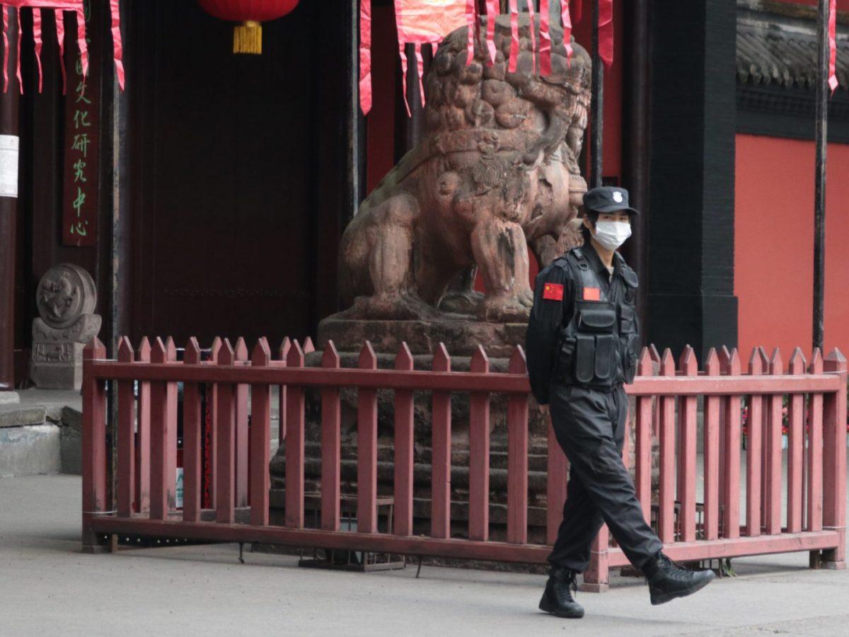 government china coronavirus