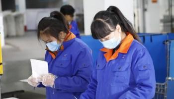 coronavirus face masks automakers china