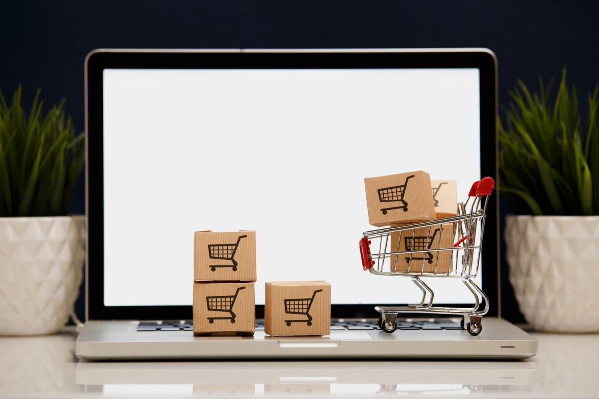 online retail, online shopping