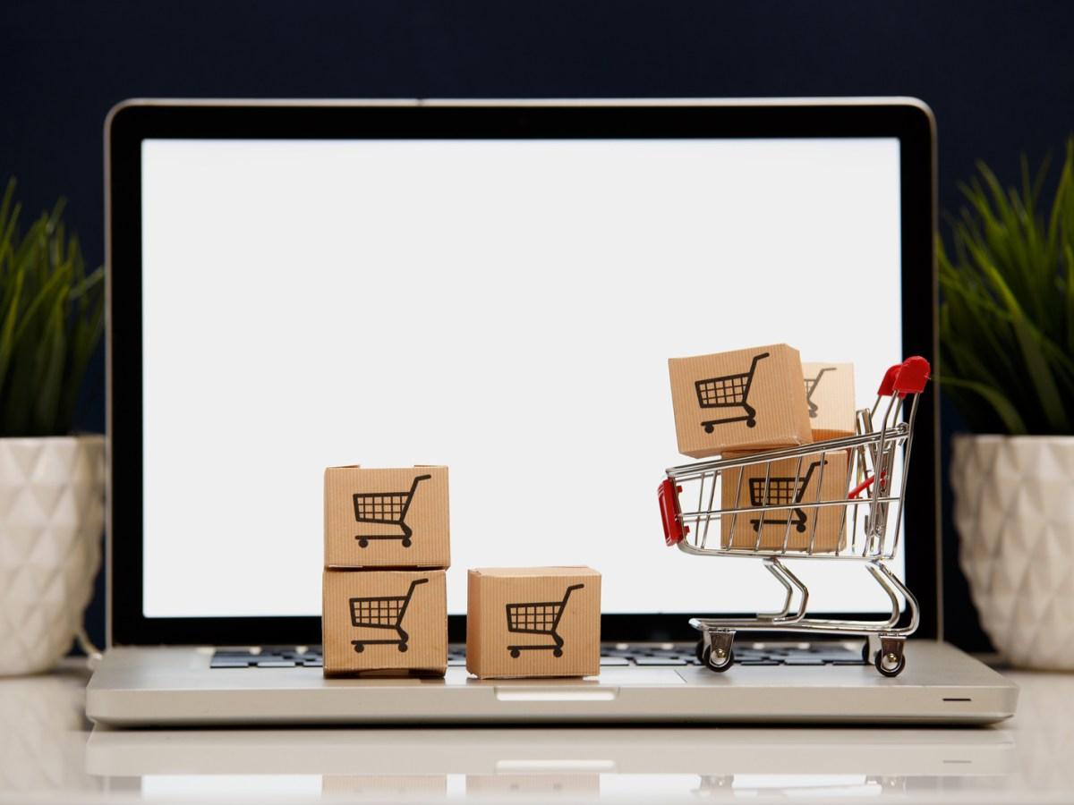 online retail, online shopping
