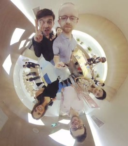 john artman 360 camera team photo