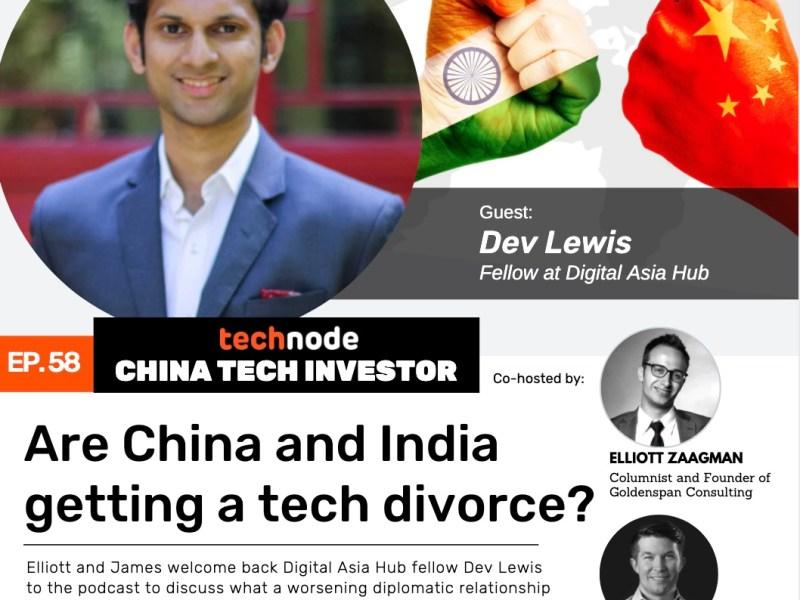 China India techwar
