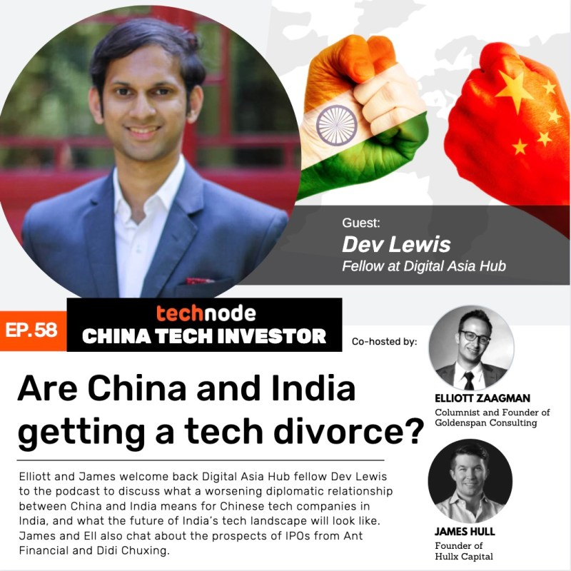 China India techwar