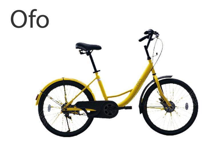 ofo bike rental