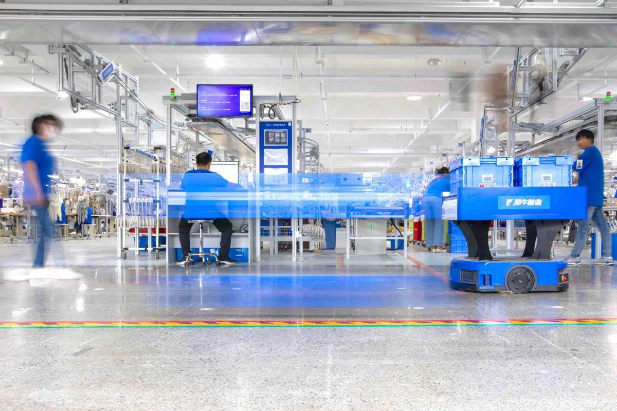 e-commerce alibaba digital factory manufacturing