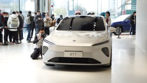 electric vehicles new energy cars ev tesla nio xpeng china