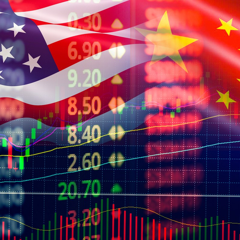 US China investment VC