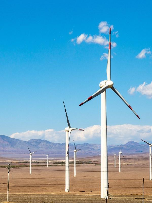 cleantech renewables big tech carbon