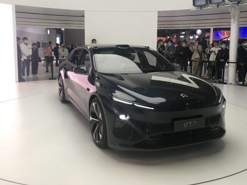 Nio new energy vehicles electric vehicles china tesla nio xpeng