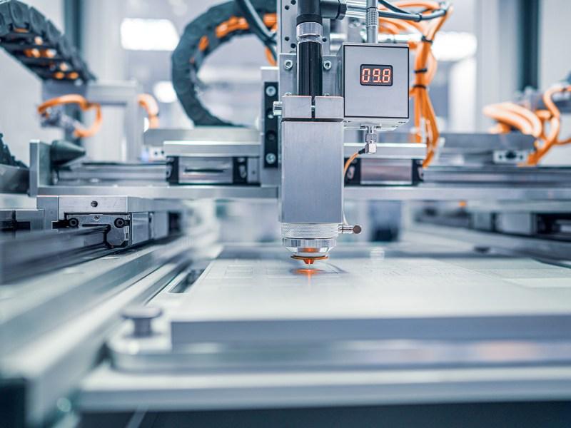 robots, hard tech, lathe