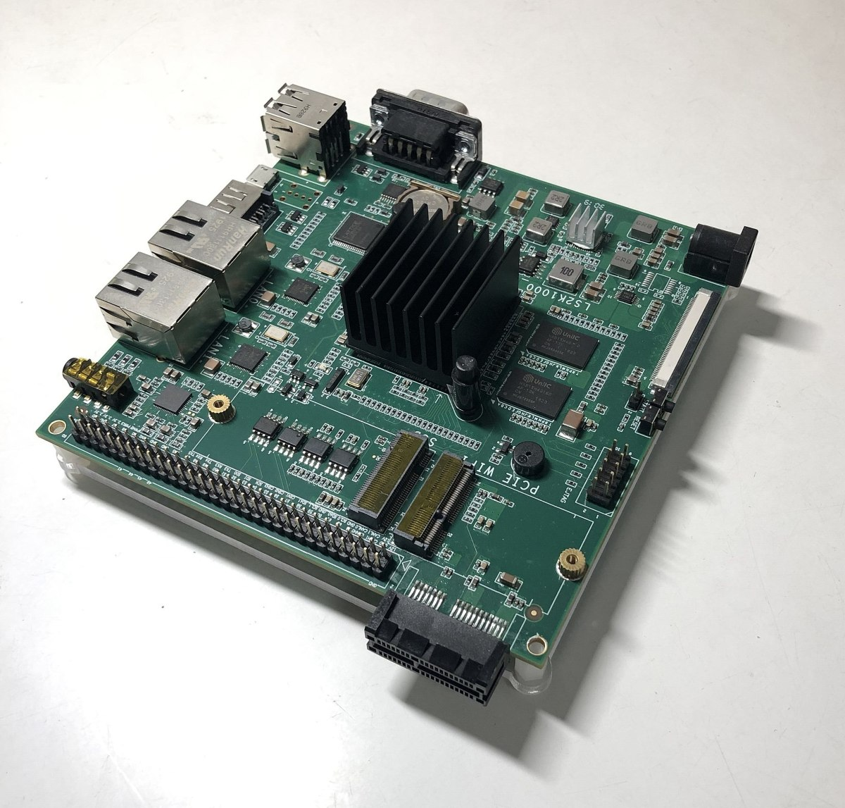 Longsoon Chips ISA semiconductors China government US x86
