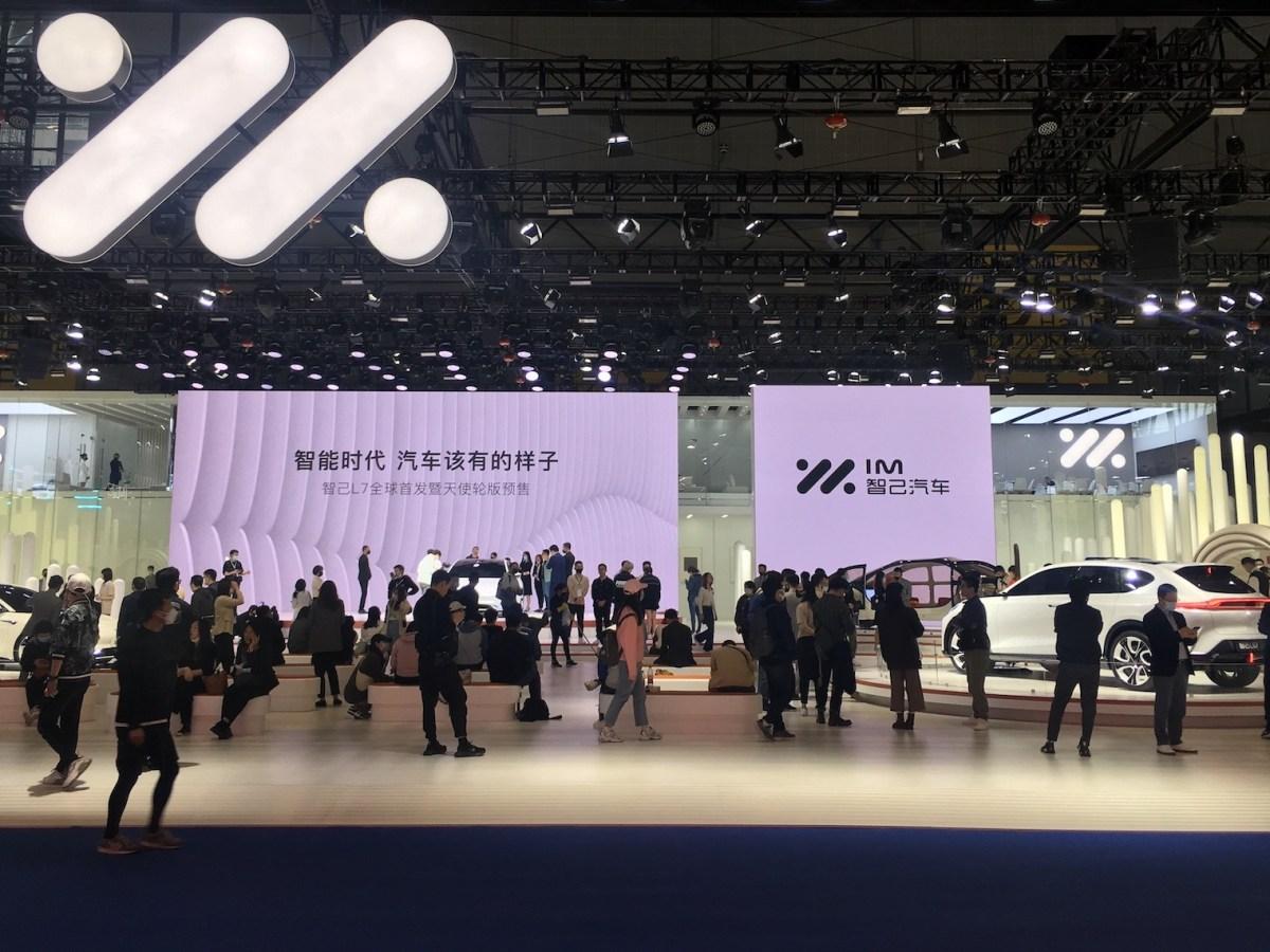 new energy vehicles autonomous driving electric cars saic tesla china ev huawei