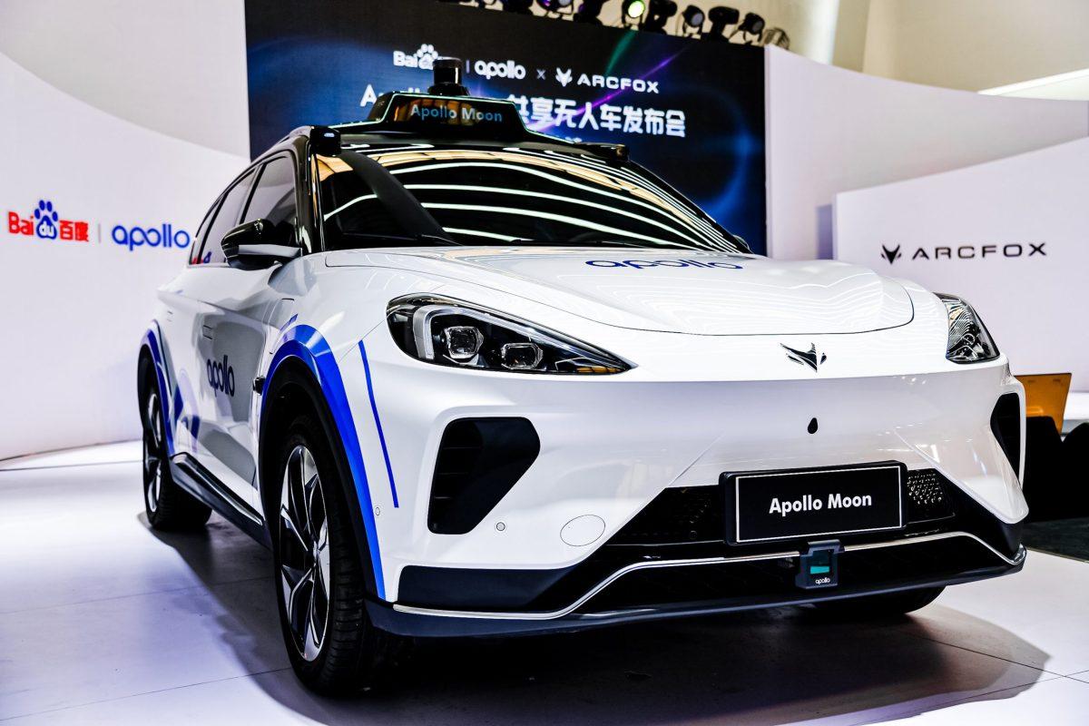 mobility self driving cars autonomous vehicles baidu waymo cruise tesla apollo