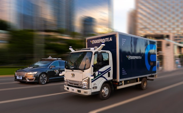 WechatIMG36 • Alibaba leads round in self-driving auto startup Deeproute Alibaba, Heavy Hitters, Mobility, News, Unmanned vehicles, Up and Comers