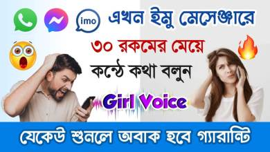 Voice Call Changer
