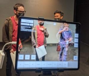 AliBi: a reality-bending livestream theatre experience