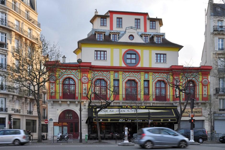 Sala Bataclan en París