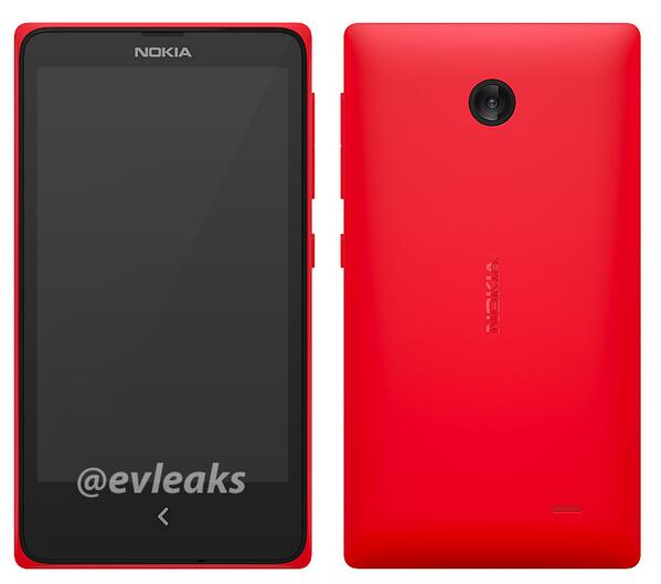Nokia's low cost android phone