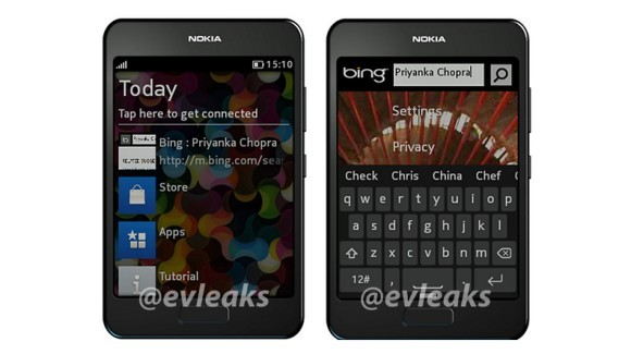 nokia normandy a low cost android phone