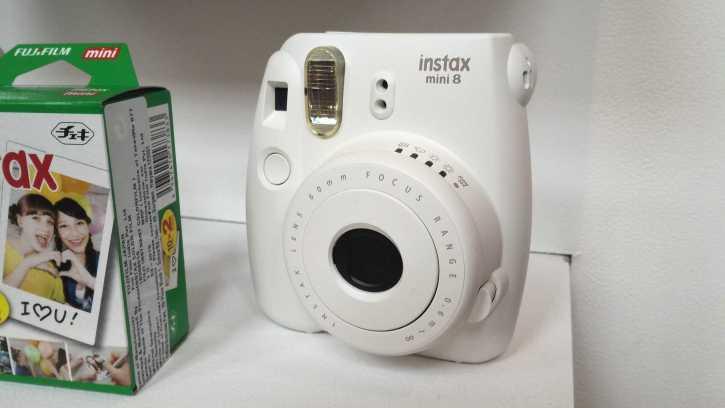 Fujifilm Instax Series Mini 8