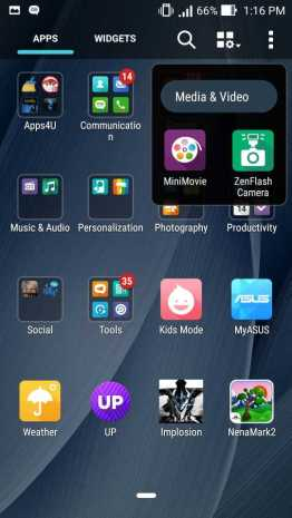 ASUS Zenfone 2 Deluxe Pre-installed apps list_7