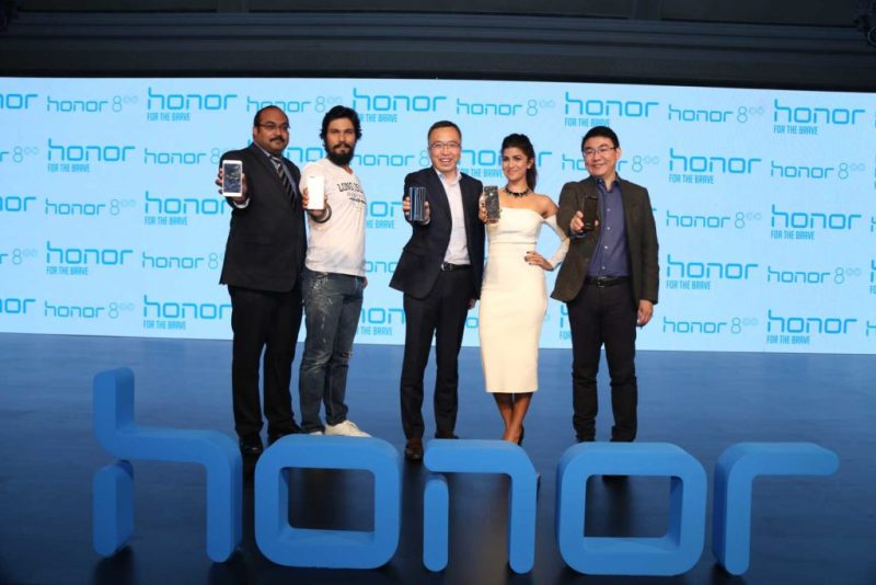 Honor 8 launched with Honor 8 smart & Holly 3 in India