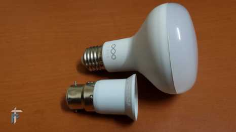 Bulb with Connector