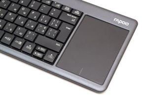 Rapoo K2600 Touchpad