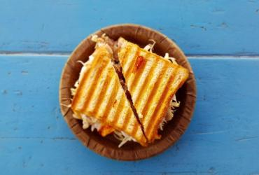 paneer cheese sandwich