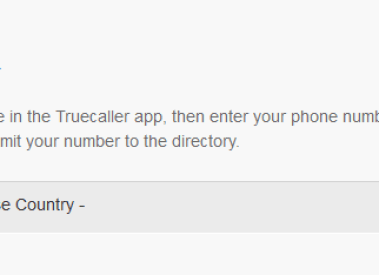 How to Remove your Number From True Caller ?
