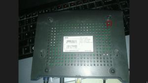 Reset zte zxdsl 531b modem