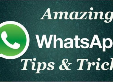 Latest Whatsapp Tips and Tricks 2017 For Android , iPhone or iOS