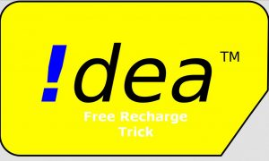 idea free recharge tricks
