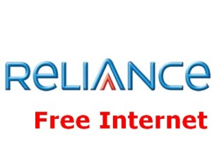 reliance free internet trick