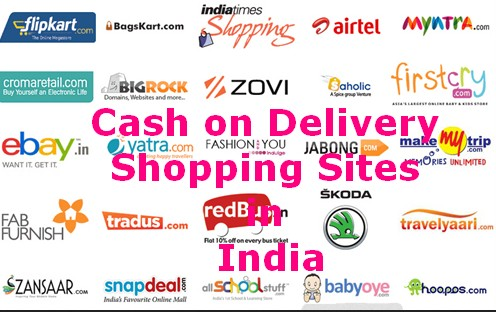 8e841cffe List of Top Online Shopping Sites in India with Cash on Delivery
