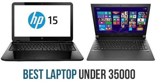 top 5 best laptop under 35000 in India