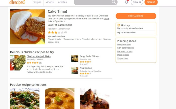 Top 5 best sites to learn indian cooking recipe in hindi 2015 09 01021630 forumfinder Image collections