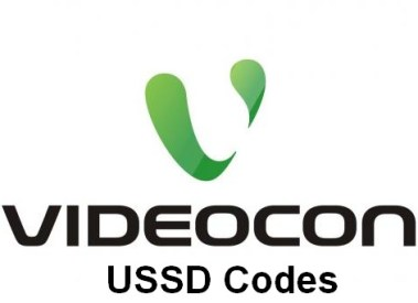 Videocon USSD Code List For Balance check and 2G/ 3G internet packs.