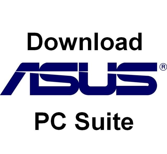 Download Asus Pc suite