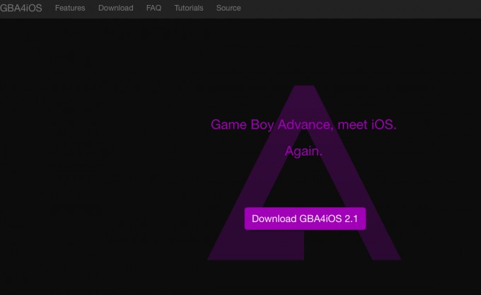 Download & install GBA