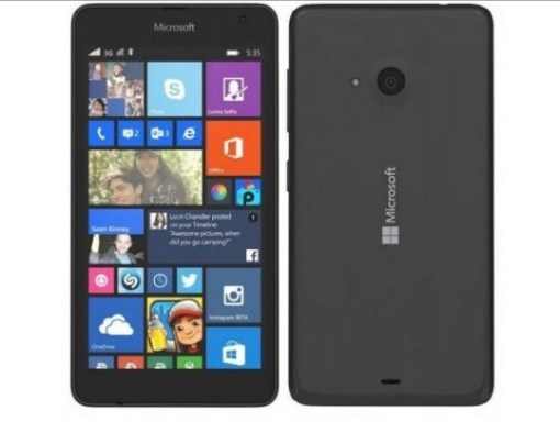 Microsoft Lumia 535 (Dual SIM)