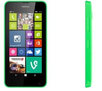 Nokia Lumia 630 ( Dual SIM Phone )